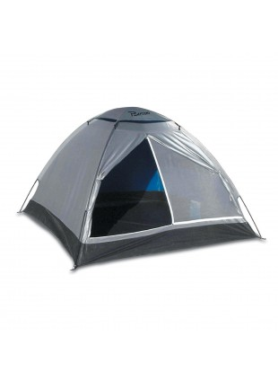 Tenda Camping Campeggio Famiglia Giardino 195x190 cm Mono 3 persone Berto Mare