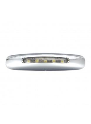 Luce led di cortesia per esterni Faro Faretto interno barca Misura 80x17,8 mm