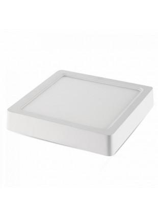 Applique a led Smd Alluminio Plastica 6500 K luce bianca fredda 15W con 20000 h